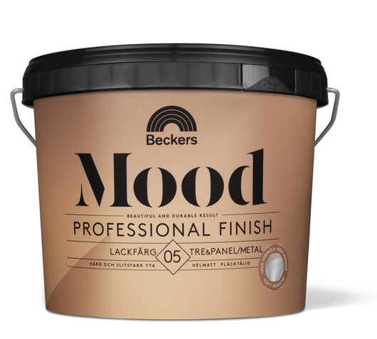 Mood Pro Finish Lackfärg 05 Helmatt
