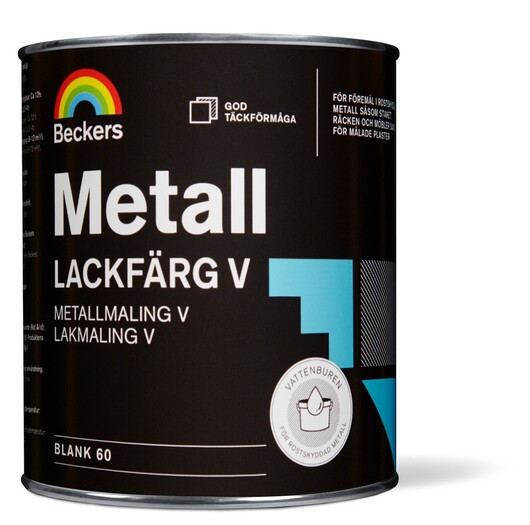 Metall Lackfärg V